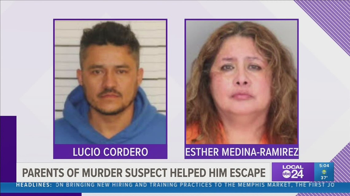 Parents of teen murder suspect accused of helping him get a passport to evade arrest