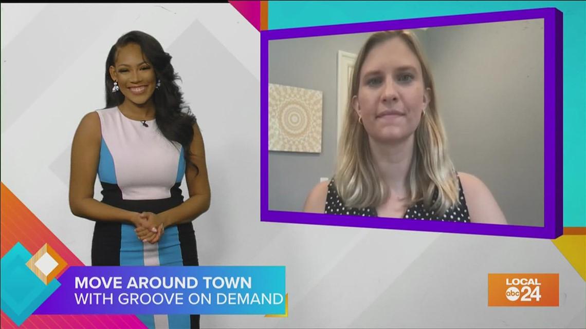 Groove On Demand insider with Olivia Blahut