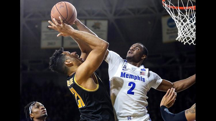 Thursday's Memphis vs Wichita State game has been postponed