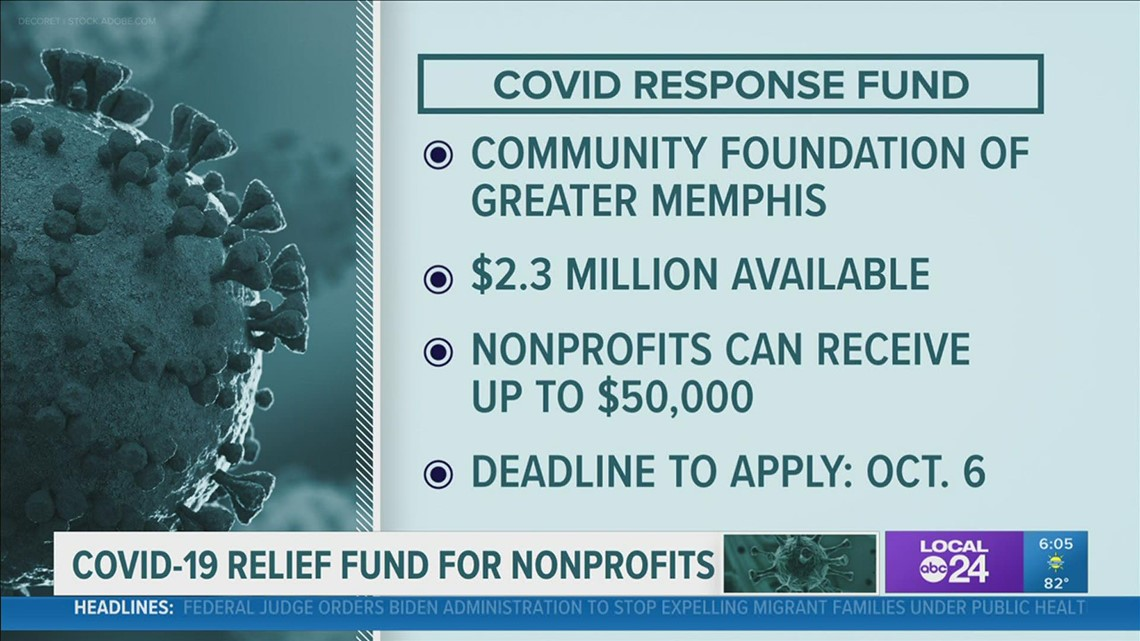Sometimes, even the nonprofit organizations need a little help