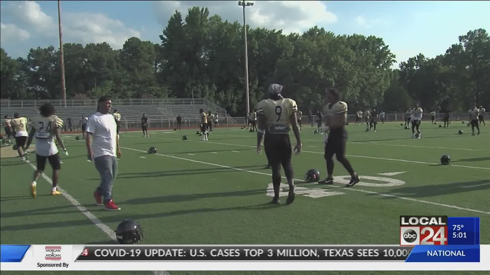 What Will Tssaa Decide About The Fall Football Schedule Covid Localmemphis Com