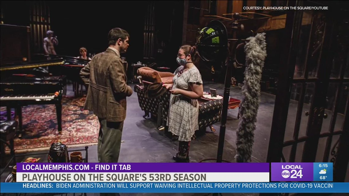 Playhouse on the Square, Theatreworks @ The Square, and The Circuit Playhouse announce return to live theater productions for live audiences