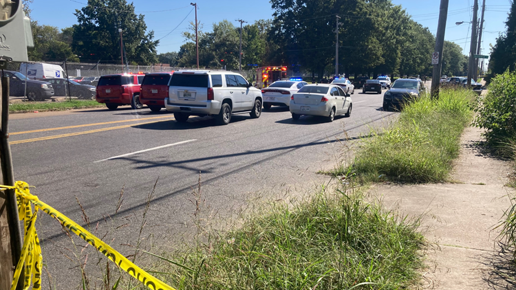 Three dead, including gunman, after shooting at U.S. Postal Service facility in Tennessee