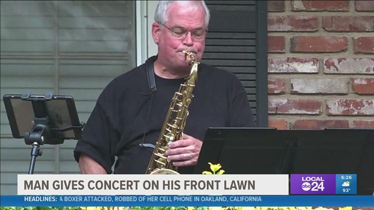Nextdoor neighbor jazzes up Germantown with a monthly jazz festival