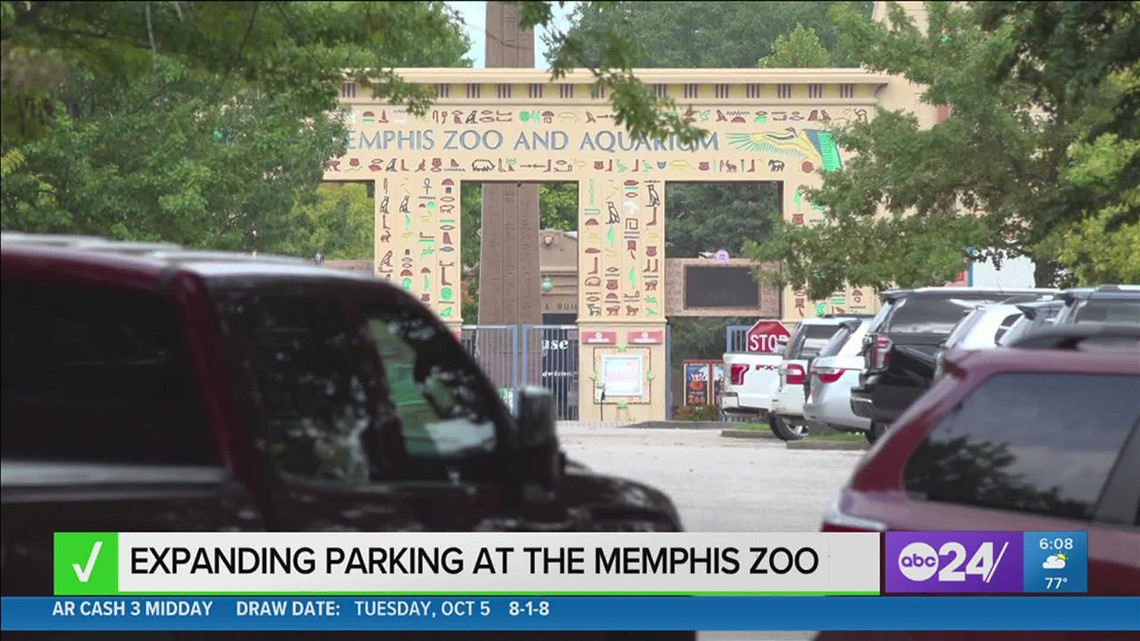 No, the latest Memphis Zoo parking expansion plan is not different from the previous plan | Verify