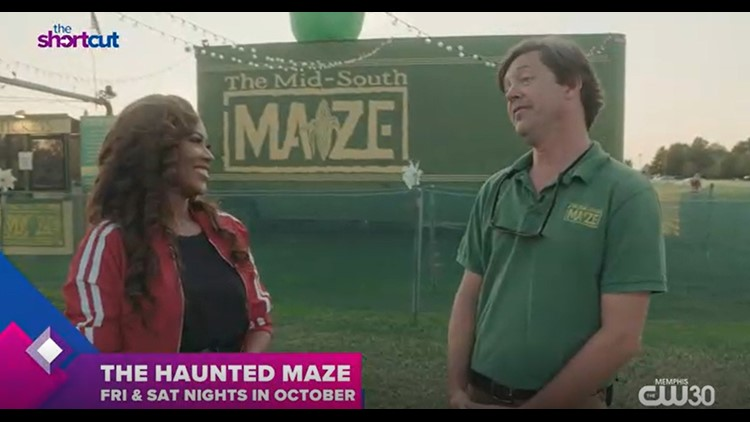 Beware, the Haunted Corn Maze is back and more!