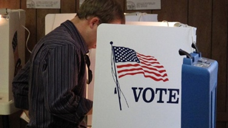 You could make $125 in one day by being a poll worker in DeSoto County, conditions apply