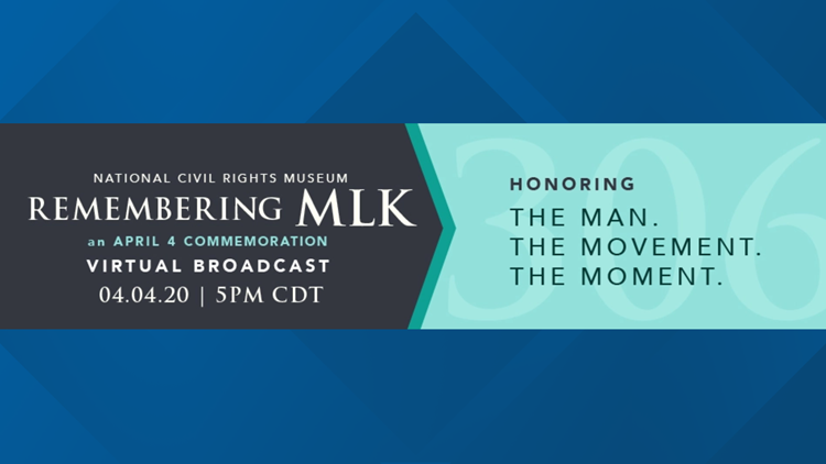 Remembering MLK: The Man. The Movement. The Moment.
