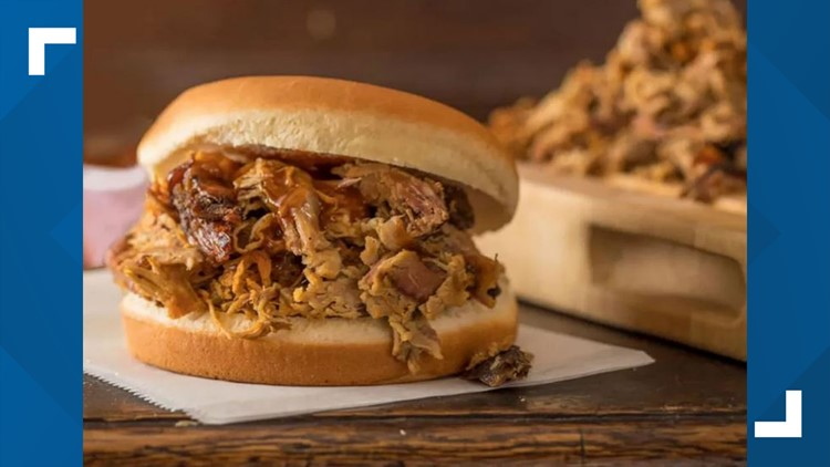 What is the best place for authentic barbecue in Arkansas, Mississippi, and Tennessee?