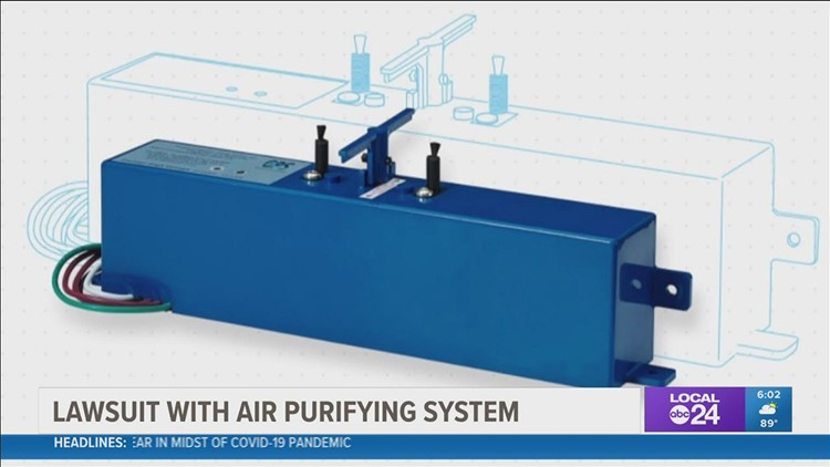 You paid for it | $25 million spent on air purifying systems at Shelby County jail & schools