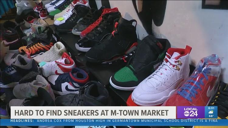 M-Town Market hosts vintage pop-up shop in Binghampton