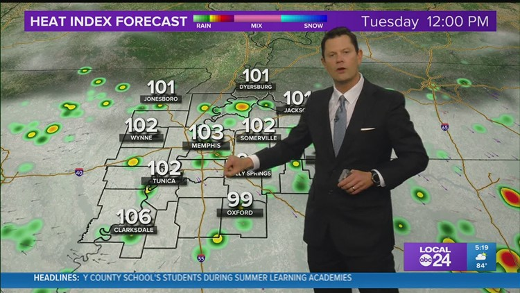 Chief Meteorologist John Bryant says this oppressive Heat Wave will worsen as the week goes along