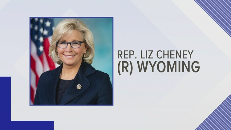 GOP to vote on ousting Rep. Liz Cheney
