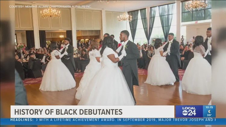 Taking a look at the history of Black debutantes in Memphis