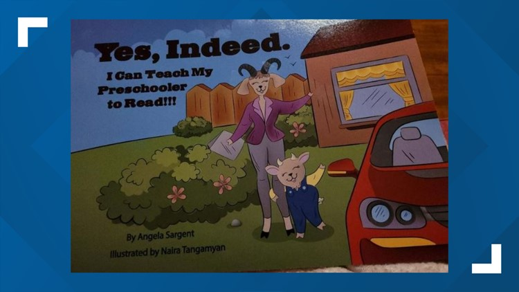 Memphis teacher writes children's book for students to help them read