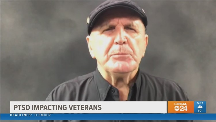 'I've been clean now for over a year'   Local veteran credits Memphis VA for PTSD recovery