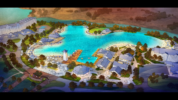Former Harrah's Tunica Resort to become a water park and youth sports complex