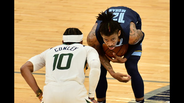 Down 3-1 to Jazz, Grizzlies remain positive ahead of Game Five in Salt Lake City