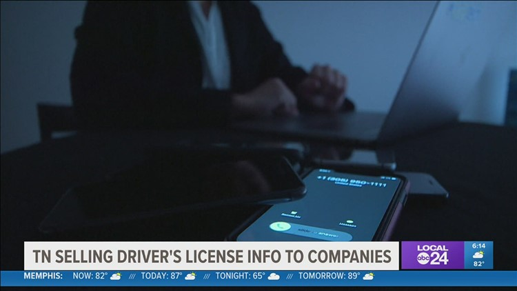 Sick of robocalls? How Tennessee profits by selling your drivers license information to private companies