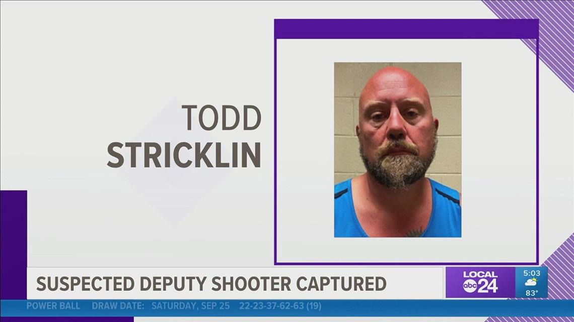 Man arrested after Tennessee deputy shot, killed