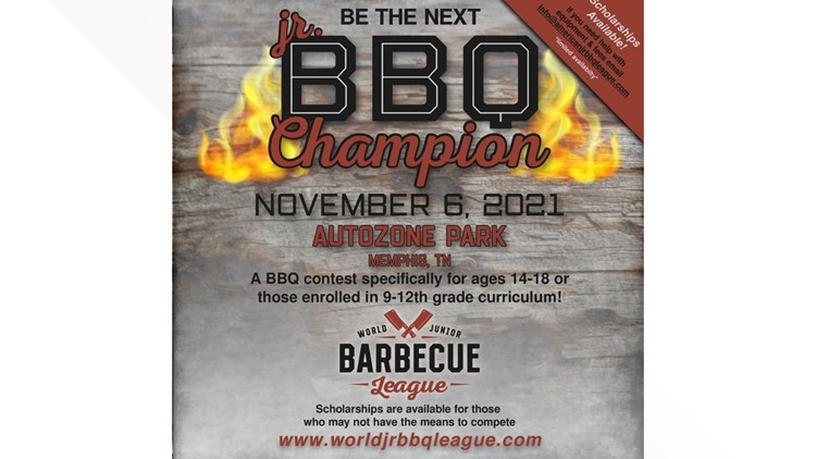 Scholarship to cook BBQ?