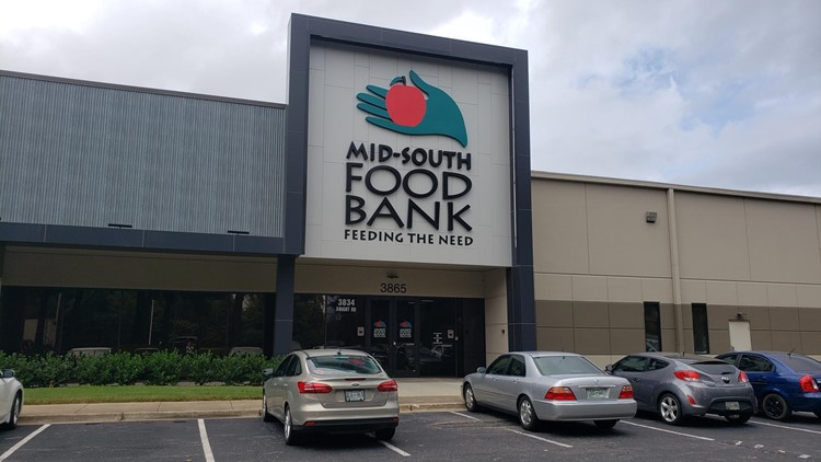 Shelby County Commission ups funding for Mid-South Food Bank to $3 million