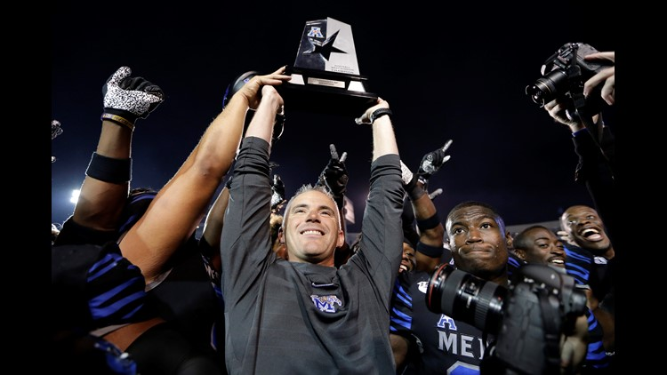 Reports Say Memphis Tigers Head Coach Mike Norvell To Be Named Fsu S New Coach Localmemphis Com