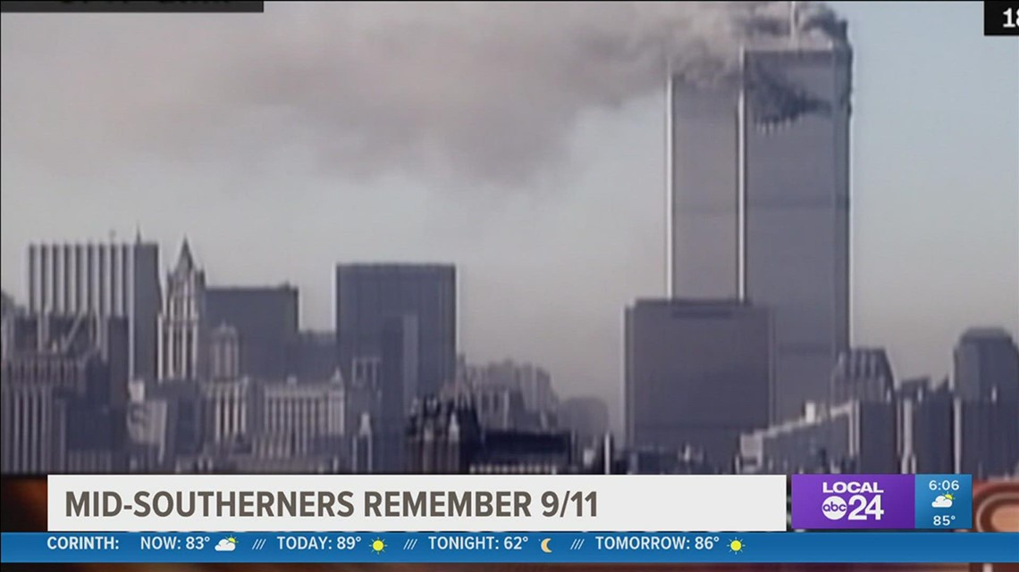 Mid-Southerners reflect on September 11, 2001