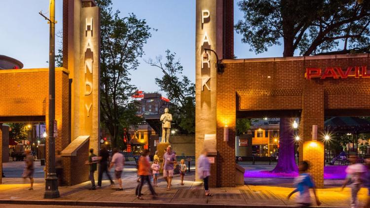 Get Loud! Outdoor music series kicks off this summer at W.C. Handy Park on Beale Street