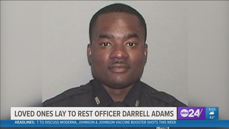 Funeral for fallen MPD officer held Tuesday