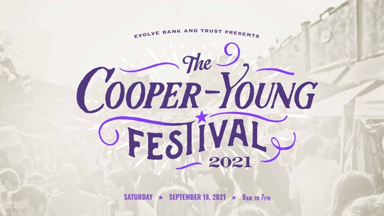Calling all musicians & artists for this year's Evolve Bank and Trust Cooper-Young Festival