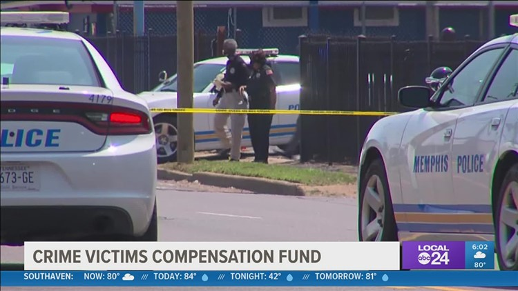 $19 million paid to Shelby County crime victims from Tennessee compensation fund