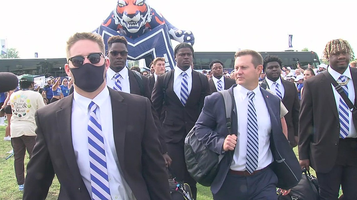 Memphis football prepares to welcome Mississippi State into the Liberty Bowl