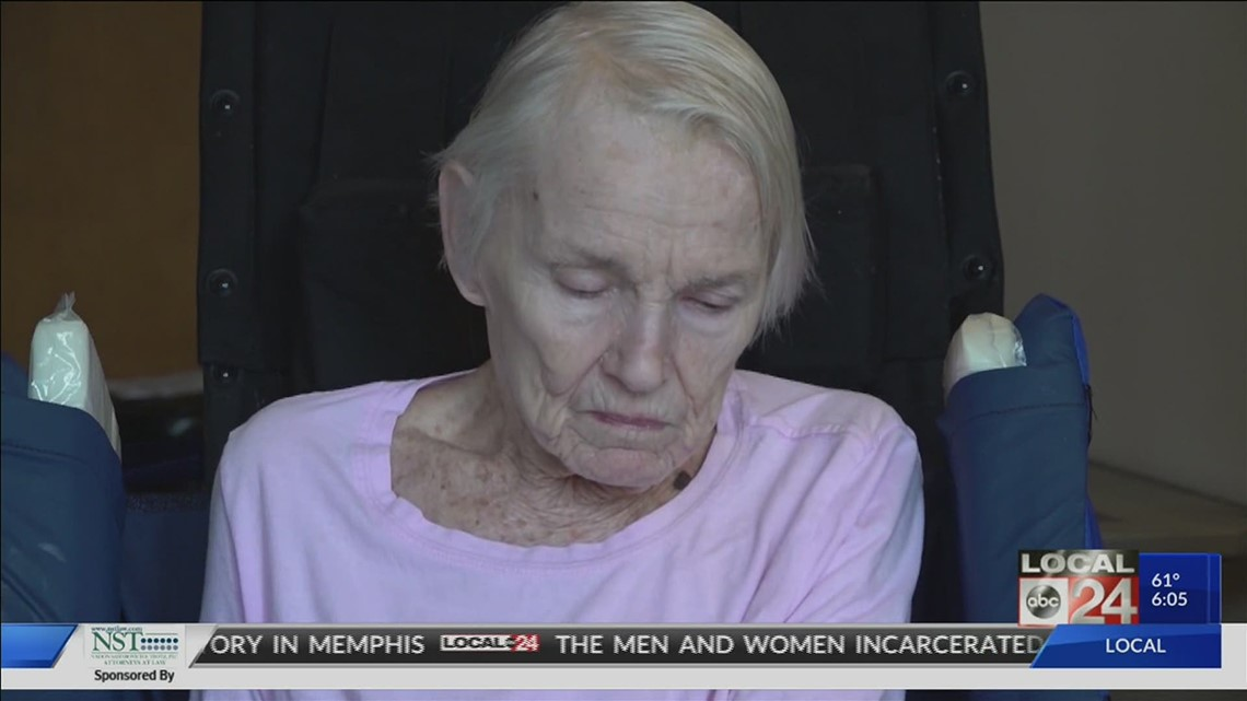 COVID-19 keeps local family from seeing their loved one who is an Alzheimer's patient
