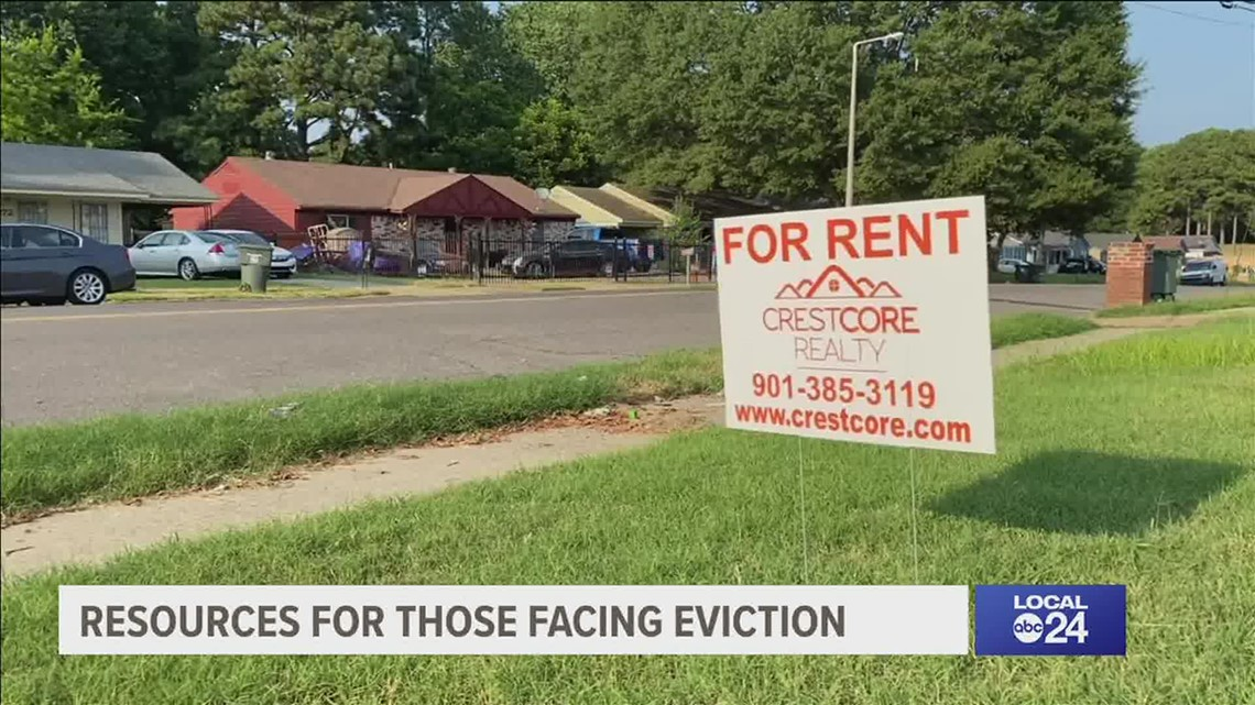Rising rent prices in Memphis are costing people their homes