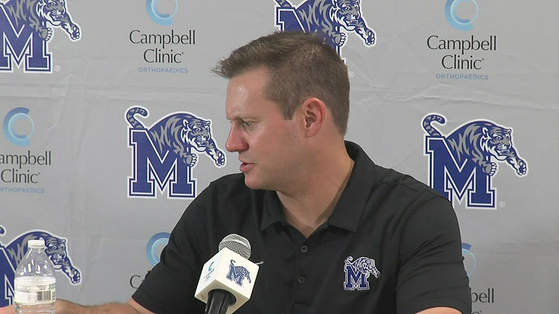 'They continued to believe': Ryan Silverfield on Memphis football's win over Navy