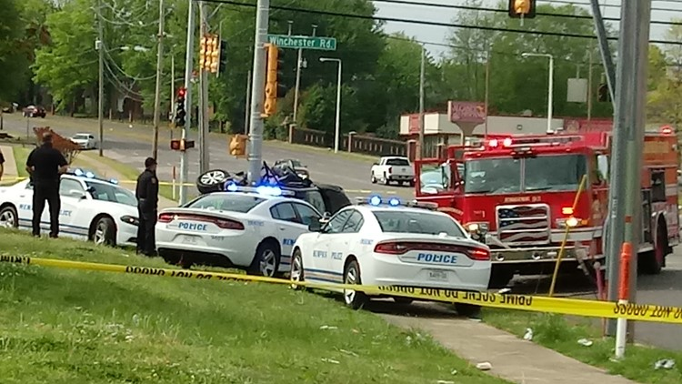 Baby killed, another person injured in Hickory Hill crash