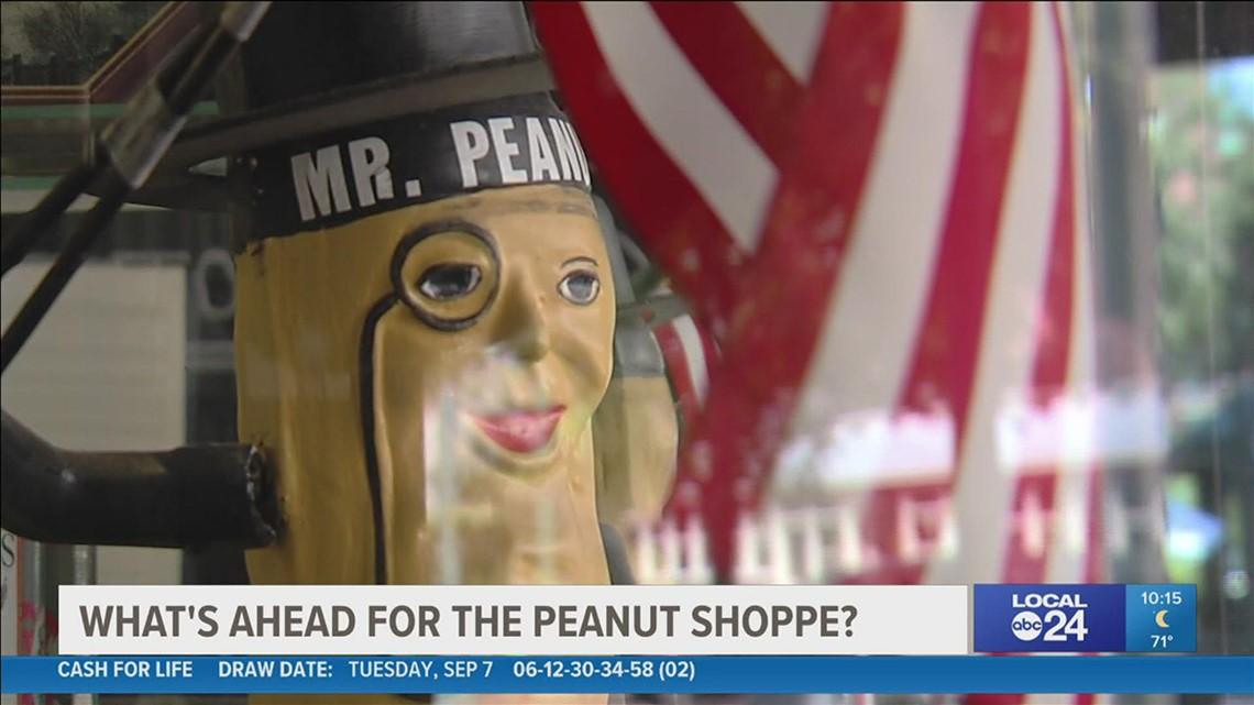 Memphis Peanut Shoppe set to close in December