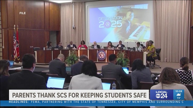 SCS board meets in-person for the first time since the start of the pandemic