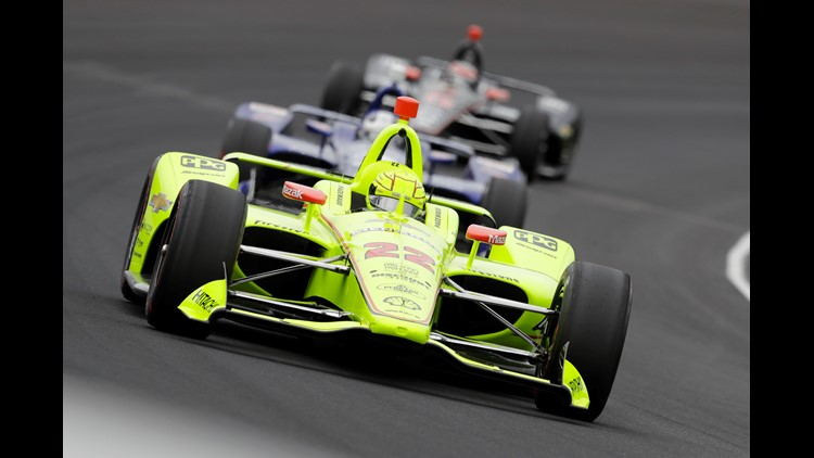 LIVE BLOG: 103rd Indianapolis 500