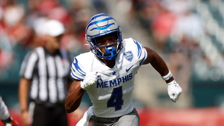 Memphis Tigers prep to face Tulsa