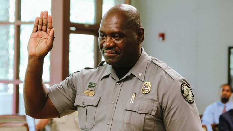 Mississippi Wildlife Agency Names Col. Jerry Carter as Chief of Law Enforcement Bureau