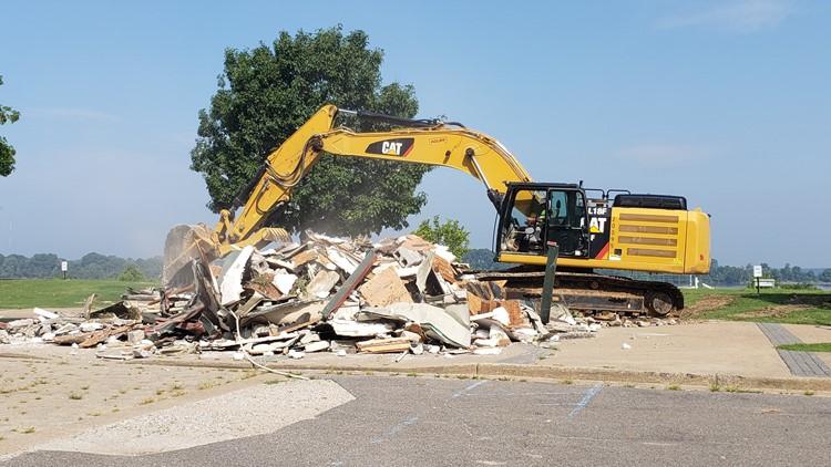 Digging into the $60 million Tom Lee Park renovation