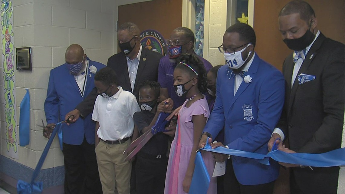 Robert R. Church Elementary opens