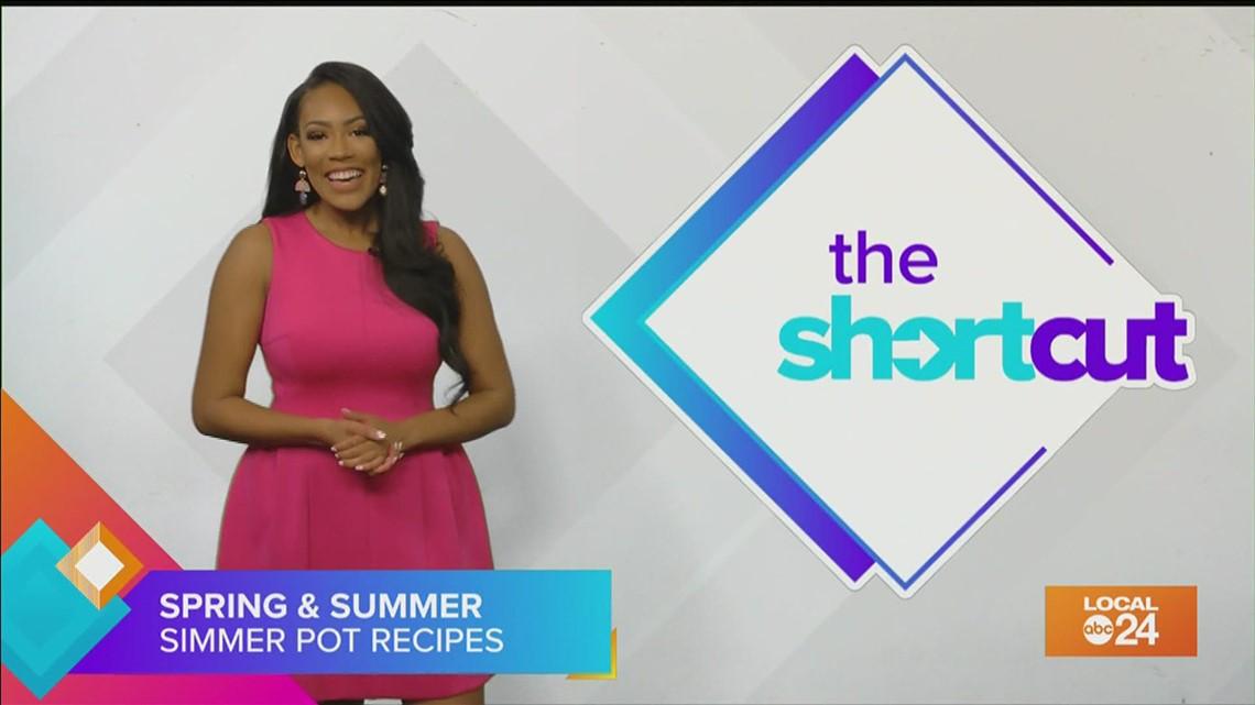 Easy simmering potpourri recipes