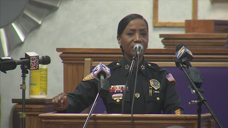 Opinion | Memphis's top cop is showing this city that she means business | Local 24 This Week