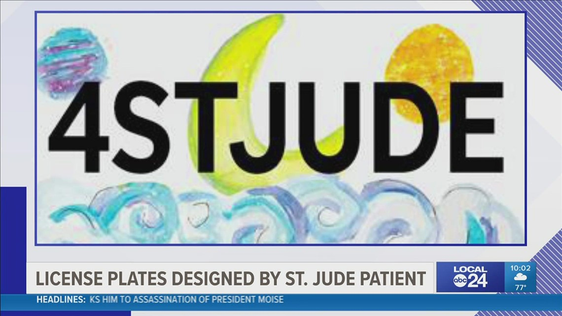 St. Jude patient is putting his own touch on the Inspiration4 space launch