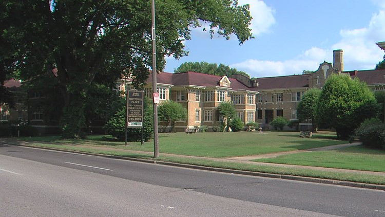 Memphis apartment complex added to the National Register of Historic Places