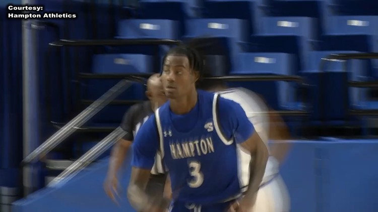 The potential for growth, not the allure of playing for Penny Hardaway, attracted Hampton transfer Davion Warren to Memphis