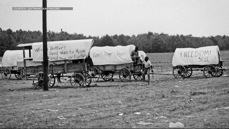 WATCH – The Mule Train: Poor People's Campaign Continued